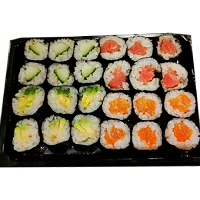 Foto Tasty mini maki box